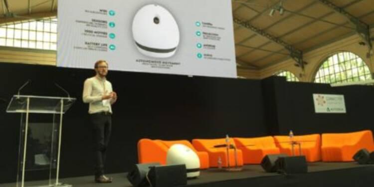 La startup française Keecker lève 4,5M€ auprès de Hardware Club et du groupe électroménager SEB