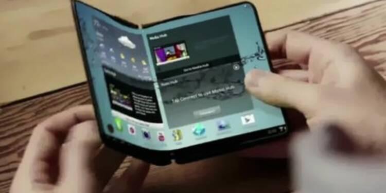Le futur smartphone pliable de Samsung s'appellerait plutôt 'Galaxy F' que 'Galaxy X'