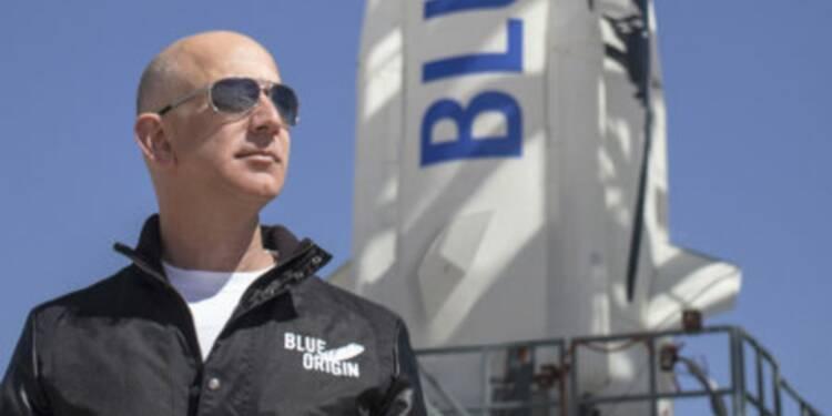On connaît le prix que Jeff Bezos devrait facturer à ses touristes de l'espace