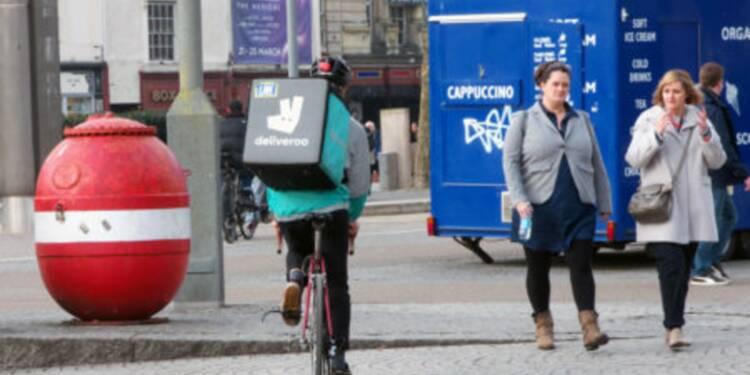 Cet ancien coursier de Deliveroo a une solution pour que les livreurs ne souffrent plus du manque de courses