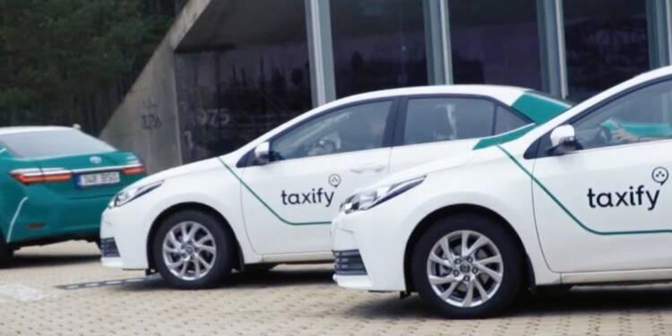 Taxify, le spécialiste des VTC soutenu par le géant Didi Chuxing, démarre son service à Paris — il a déjà une embrouille avec les taxis