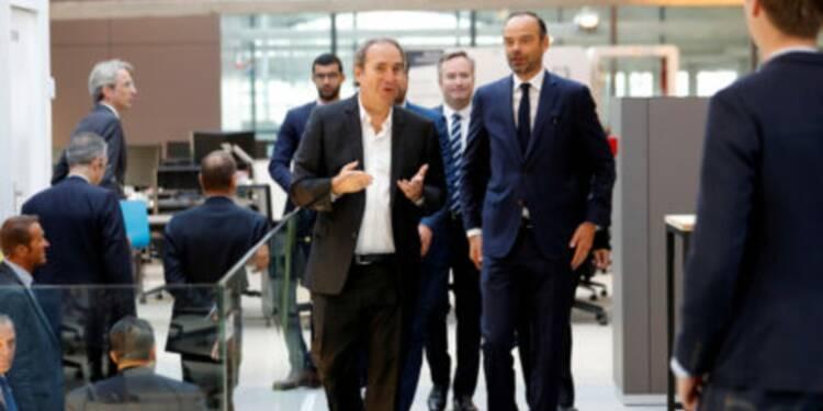 Xavier Niel dit qu'il a convaincu des entrepreneurs américains de s'installer à Paris en marchant avec eux pendant des heures
