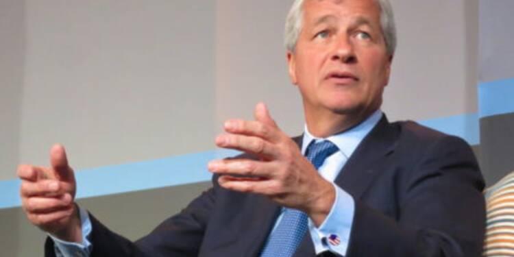 Le patron de JPMorgan 'regrette' avoir dit que le bitcoin était une 'arnaque'