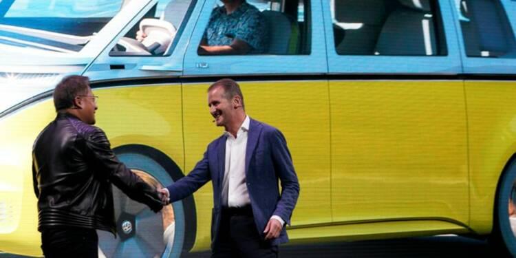 Cette entreprise qui a forgé sa réputation dans les jeux vidéo a misé sur la voiture autonome — 2 ans plus tard, Uber, Volkswagen et Baidu s'arrachent sa technologie