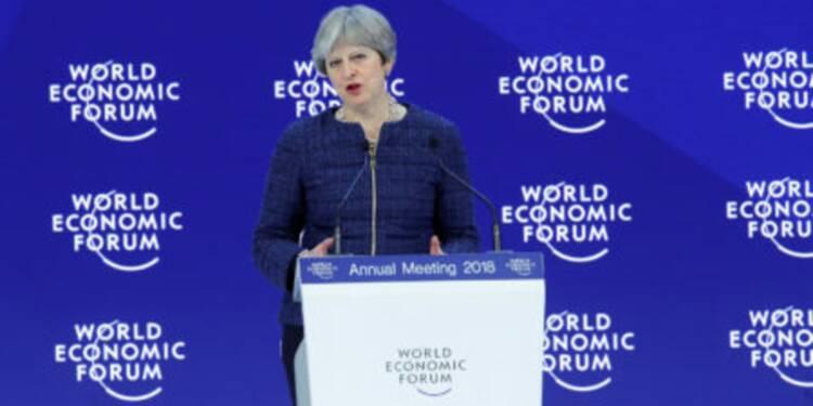 Theresa May a un plan pour l'après-Brexit et les géants du Net ont un rôle à y jouer