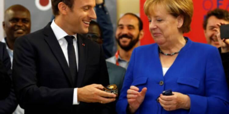 On en sait un peu plus sur le mécanisme imaginé par la France et l'Allemagne pour faire payer plus d'impôts aux Gafa