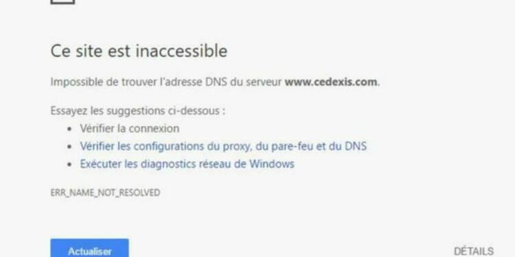 Une attaque coordonnée a mis hors service les plus gros sites d'info français