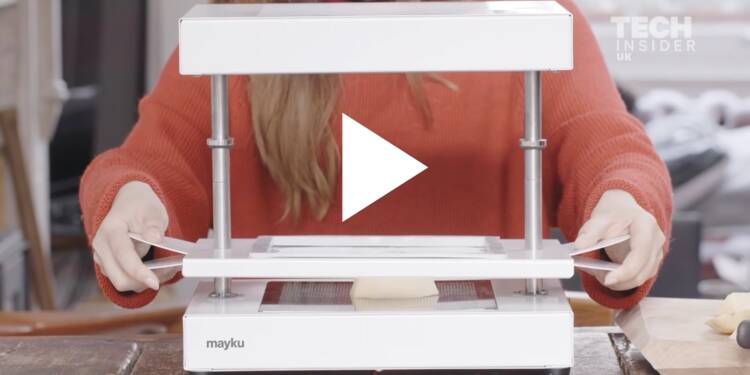 VIDEO: Cette machine se sert de votre aspirateur pour faire des moules en 3D avec à peu près tous les objets