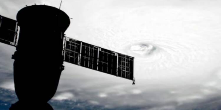 Le cyclone Irma arrive aux Antilles — voici des images de sa puissance vue de l'espace