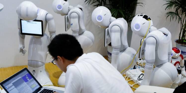 Les algorithmes sont partout mais il y a une chose que les Français ne sont pas forcément prêts à confier à un robot