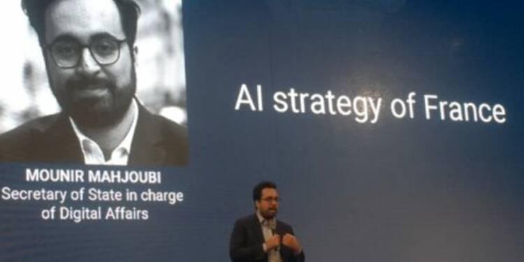 On a parlé à Mounir Mahjoubi de la fuite des cerveaux français, de l'argent chinois dans l'IA et des opérations séduction des GAFA