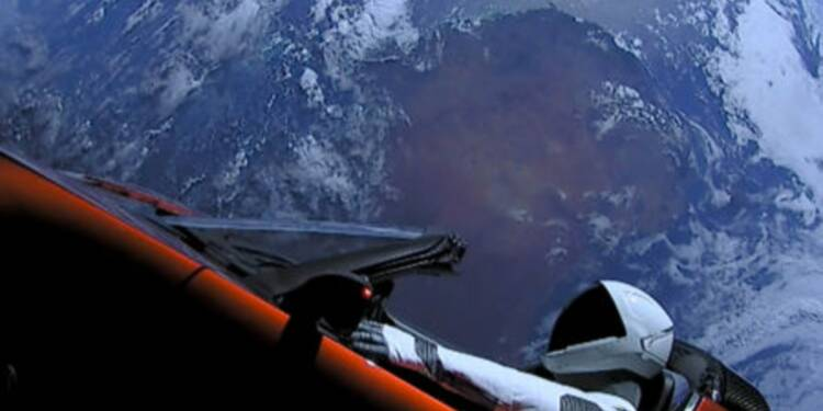Au-delà de la performance de SpaceX, le risque d'accaparement de l'espace par le privé