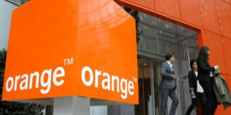 Orange a renoué avec la croissance en France en 2017 et ce n'était pas arrivé depuis 2009