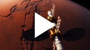 La NASA et Lockheed Martin ont dévoilé leur plan pour construire la toute première station orbitale autour de Mars