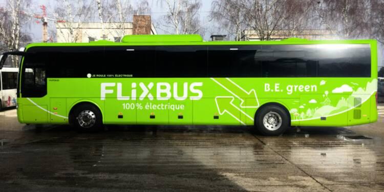 Flixbus va lancer son premier car 100% électrique en France — mais il reste un obstacle technologique avant que le service soit généralisé