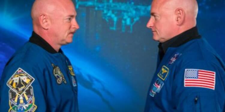 La NASA affirme qu'aller dans l'espace pourrait modifier de façon permanente l'expression de certains gênes