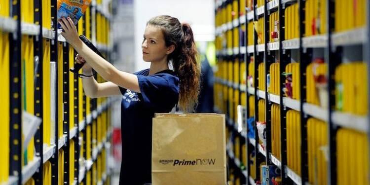 On sait pourquoi Amazon a choisi de s'allier avec Monoprix en particulier