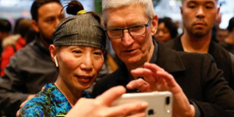 Apple se préparerait à lancer un service d'information payant