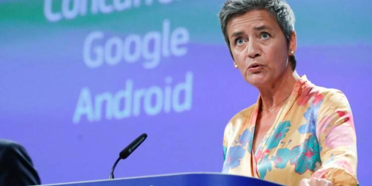 Bruxelles inflige une amende record de 4,34 Mds€ à Google pour 'pratiques illégales' avec Android — son DG dénonce 'un troublant favoritisme' envers Apple