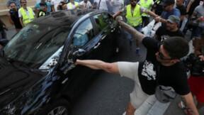 Uber : les taxis espagnols menacent de bloquer la frontière avec la France
