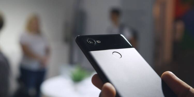 Fuite du prochain smartphone de Google (et il n'est pas très beau)