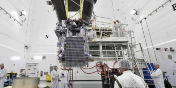 Une technologie française va aider la NASA à étudier les mystères du soleil