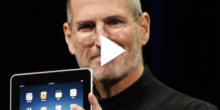 VIDEO: Voici pourquoi Steve Jobs ne laissait jamais ses enfants se servir d'un iPad
