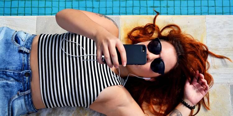 GRAPHIQUE DU JOUR: Instagram est encore loin de dépasser Snapchat chez les adolescents français