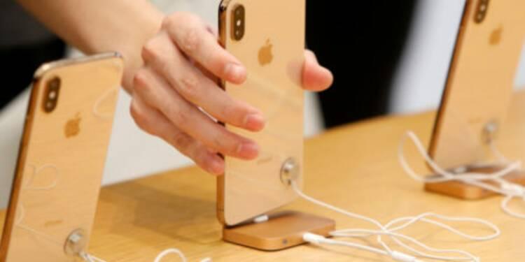 Apple ne sortirait pas d'iPhone compatible avec la 5G avant 2020