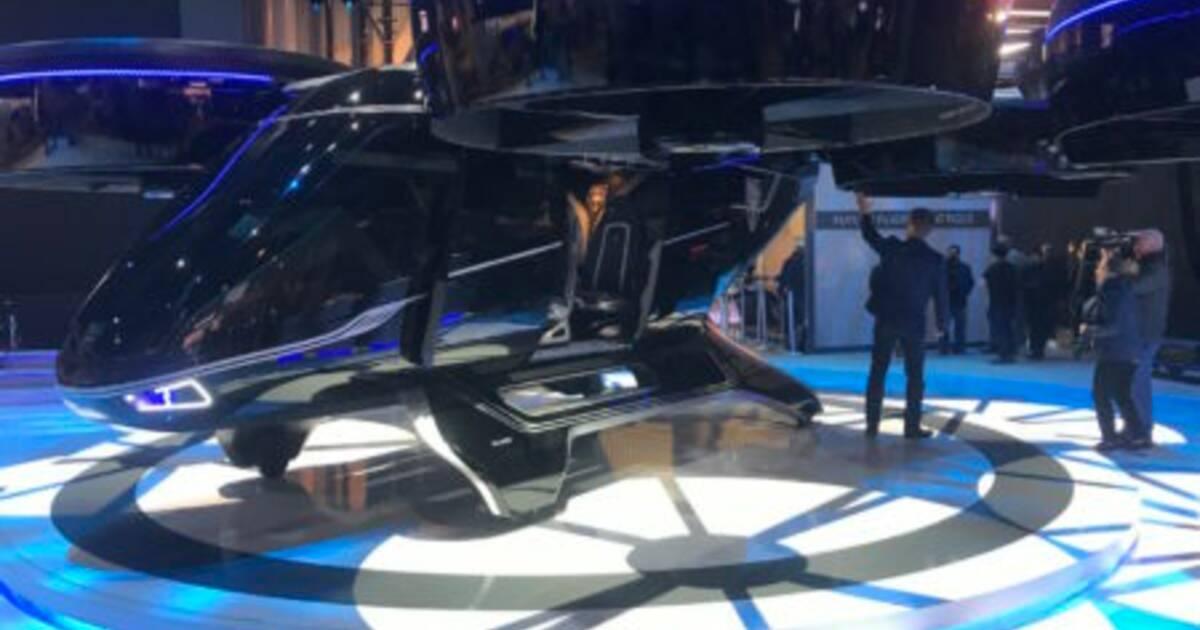 Uber recrute un spécialiste français de l'IA pour son centre de recherche à Paris dédié au taxi volant