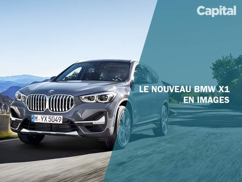 Le BMW X1 évolue en 2019