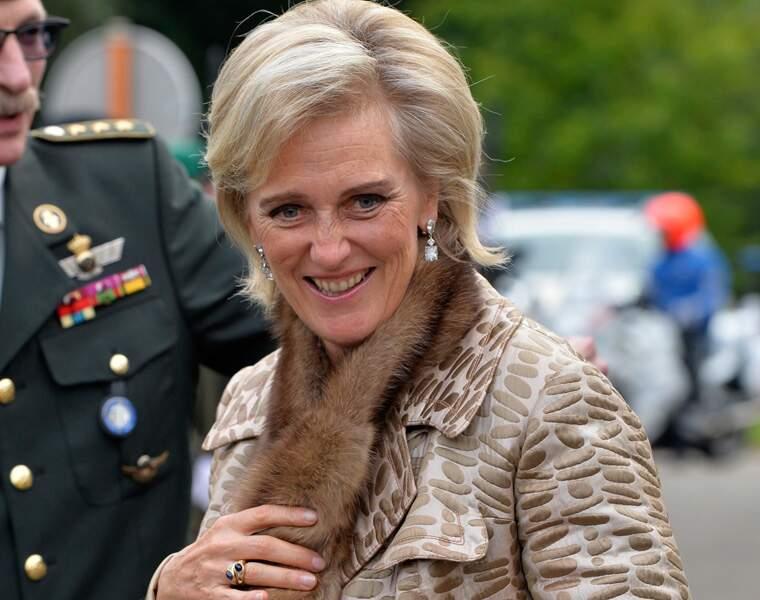 La princesse Astrid de Belgique