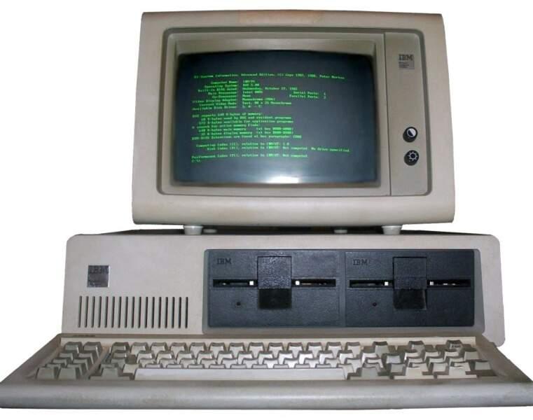 Les années PC