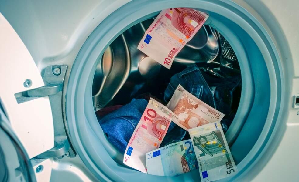 Blanchir de l'argent