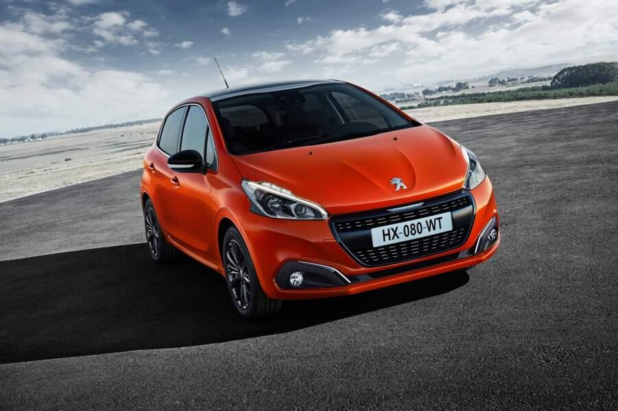 2 - Peugeot 208 (56.199 ventes)