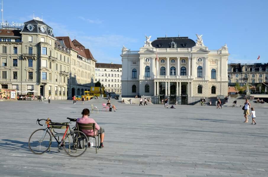 2ème : Zurich