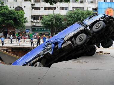 Les pires itinéraires des chauffeurs routiers