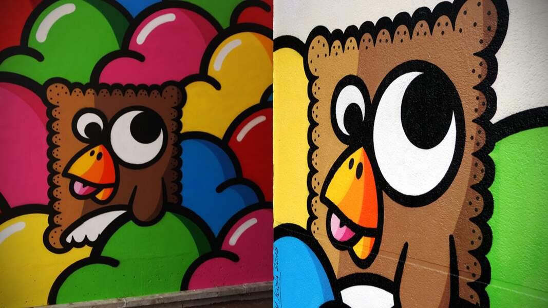 Le Lyon du Street Art