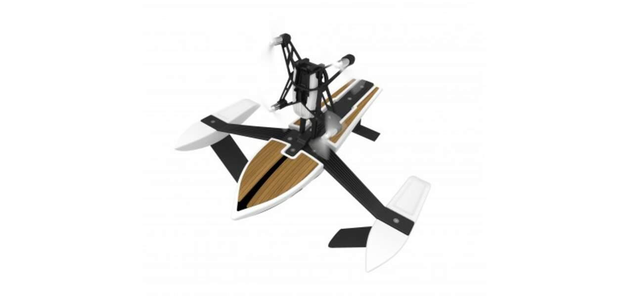 Hydrofoil : le drone bateau de Parrot