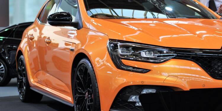 Craintes sur les profits de Renault, une agence de notation abaisse sa note