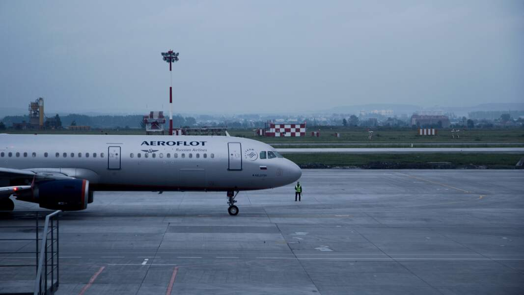 La compagnie aérienne russe Aeroflot