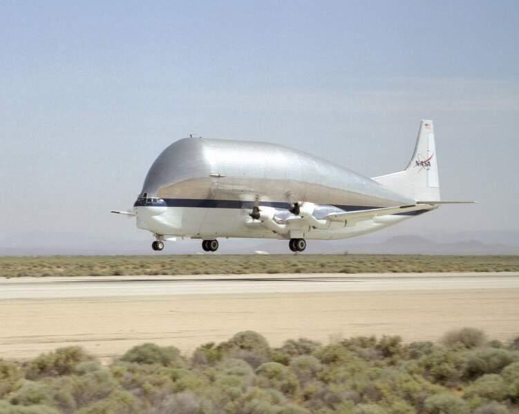 Aero Spacelines «Super Guppy» : le cachalot des airs