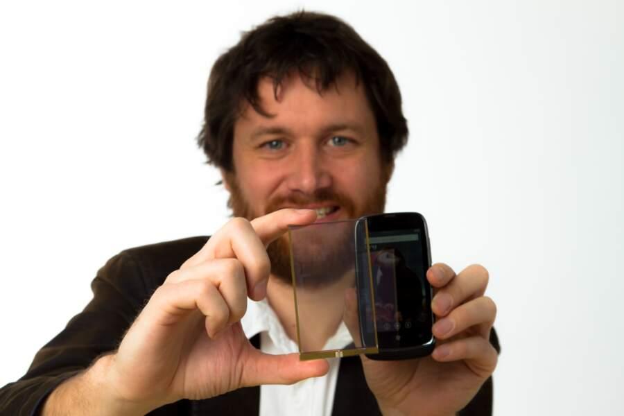 Ludovic Deblois, 36 ans, président de Sunpartner : ses minipanneaux solaires rendent nos smartphones infatigables