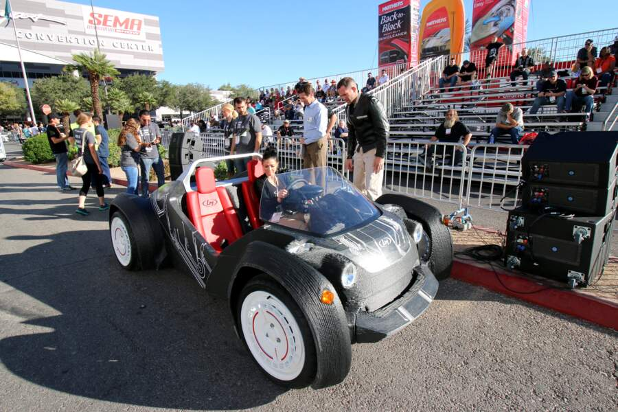 Automobile : une carrosserie de 40 pièces seulement