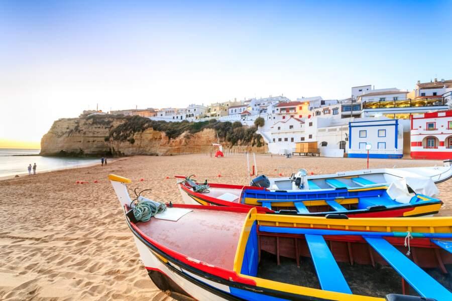 5. Portugal, réservations en baisse de 6% sur un an