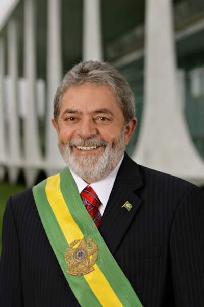 Lula, ex-président du Brésil
