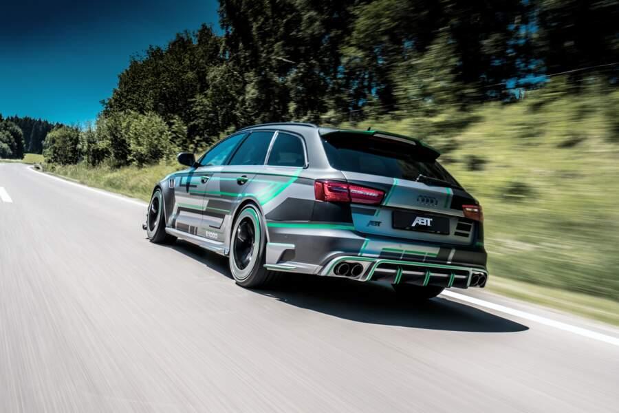 Audi RS6-E - 3