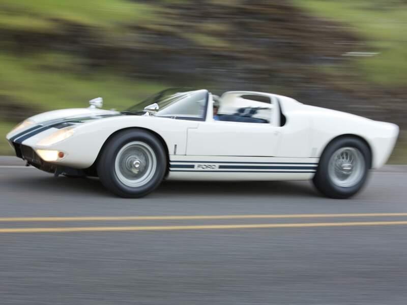 Ford GT40 Roadster Prototype de 1965 - 6 millions d'euros
