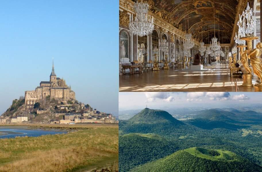 Le patrimoine français distingué par l'Unesco