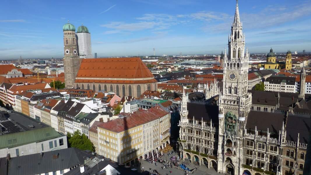 3ème ex-aequo : Munich